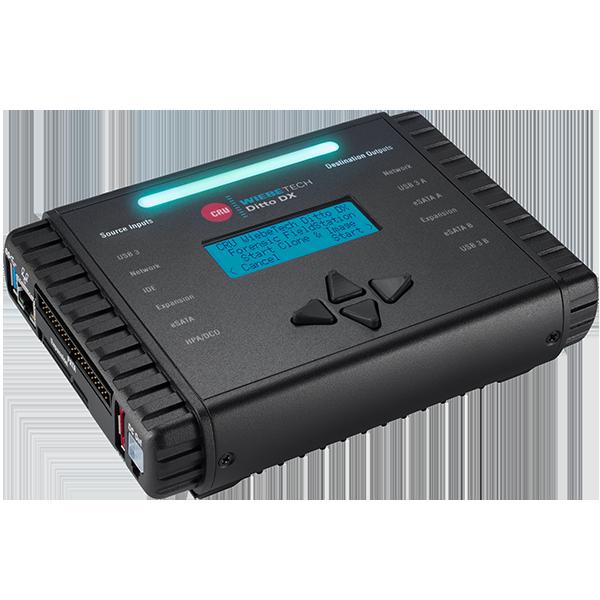 CRU WiebeTech Ditto DX Forensic FieldStation - forenzní duplikátor