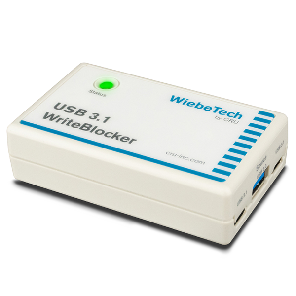 CRU WiebeTech USB 3.1 WriteBlocker_3