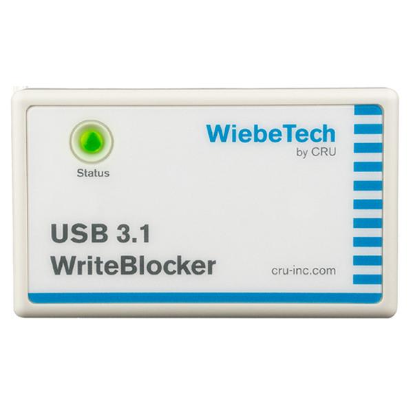 CRU WiebeTech USB 3.1 WriteBlocker