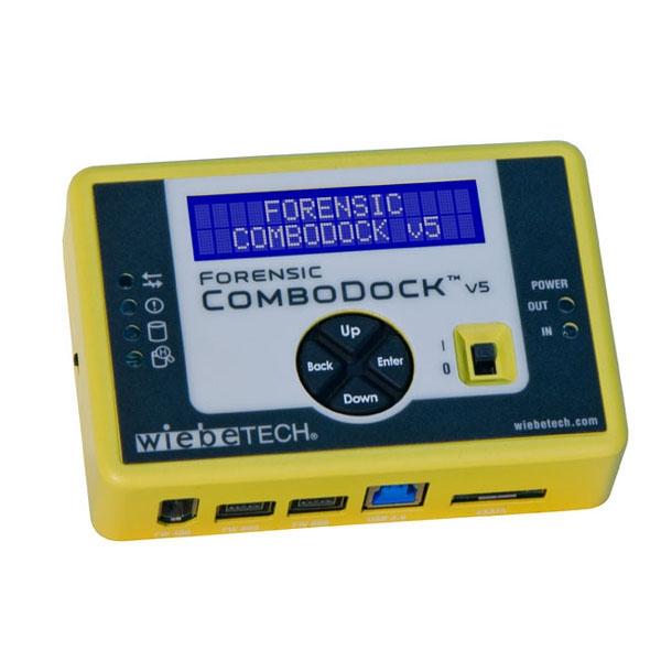 CRU WiebeTech Forensic ComboDock FCDv5.5 - forenzní blokátor