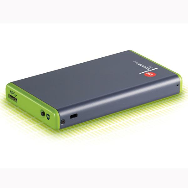 "CRU ToughTech m3 - externí 2,5"" HDD box s USB 3.0 a WriteProtect"