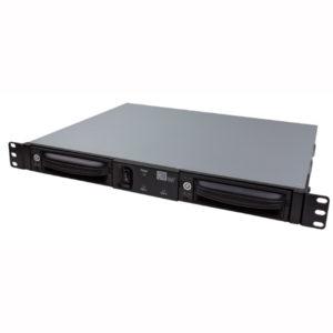 """CRU RAX Secure 212-SJ 1U rack pro 2x 3,5"""" HDD - 0 TB"""