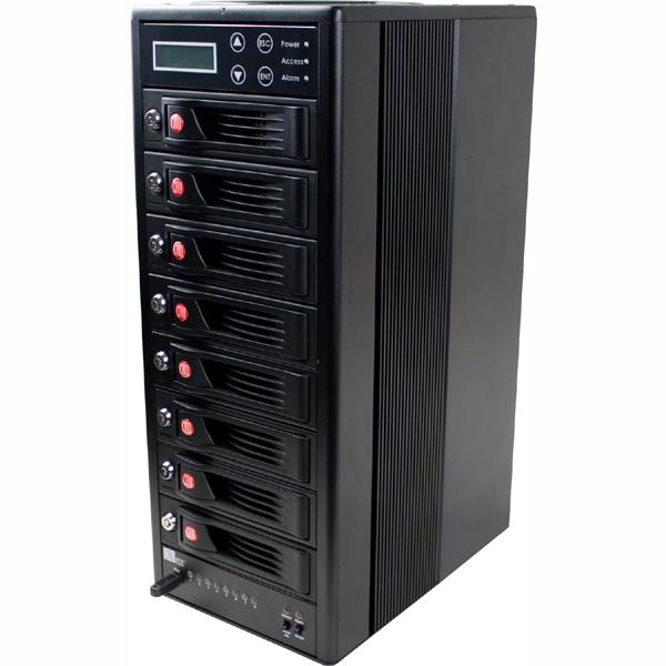 "CRU RTX Secure 810-IR externí box iSCSI pro 8x3,5"" HDD"