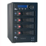 """CRU RTX Secure 430-3QR externí box pro 4x3,5"""" HDD - 0 TB"""