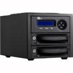 """CRU RTX Secure 222-3QR externí box pro 2x3,5"""" HDD - 0 TB"""