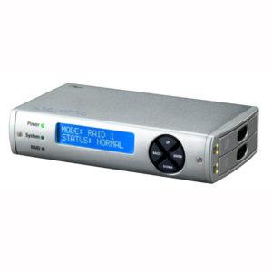 CRU ToughTech Duo 3SR - bez HDD