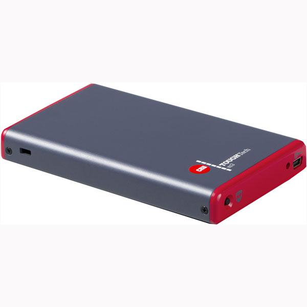 """CRU ToughTech m3 - externí 2,5"""" HDD box s USB 3.0, WriteProtect a kryptováním"""