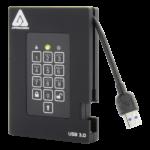 Aegis Padlock SSD USB 3.0 Fortress